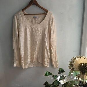 Vintage Yves Saint Laurent silk blouse #180127007